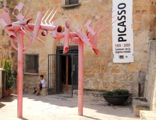 Horta de Sant Joan, pueblo que encantó a Picasso (I)