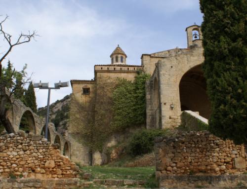 Historia del Convento de Sant Salvador de Horta de Sant Joan